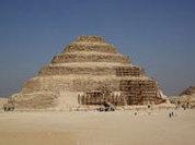 Ступенчатую пирамиду Джоссера починят
