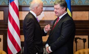 В Раде рассказали о том, что Байден и Порошенко украли $10 млрд