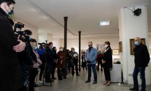 Коллекция картин бывшего президента Украины арестована