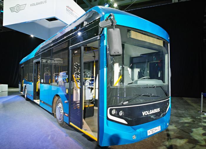 В Москве намерены за девять лет заменить все автобусы на электробусы