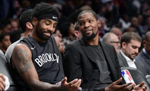 """Сезон НБА стартовал с побед """"Бруклина"""" и """"Клипперс"""""""