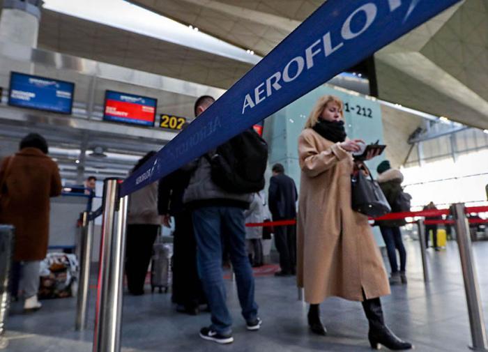 """""""Аэрофлот"""" предложил сделать платной регистрацию в аэропорту"""