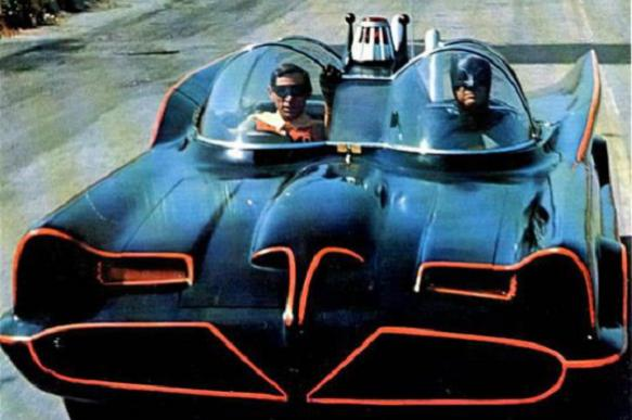 Интересные факты про автомобиль Бэтмена