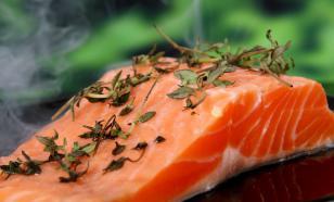 Жирная рыба может защитить мозг от токсичного воздействия внешней среды