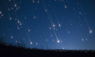 В ночь на 13 августа любой россиянин может увидеть звездопад Персеиды