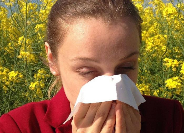 Медики обнаружили у аллергии и коронавируса одинаковые симптомы