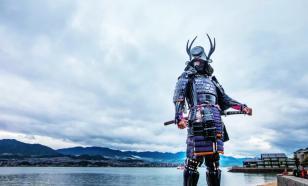 """Рена Масуяма: """"Японский самурай рождается для служения великой цели!"""""""