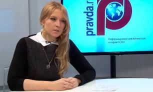 Яна Лантратова: На Украине свободы слова нет