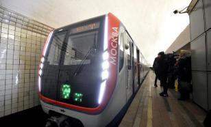 В московском метро контролер получила травму головы из-за безбилетника