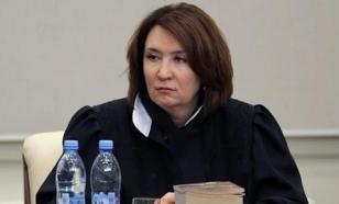 Судью Хахалеву из Краснодара лишили статуса