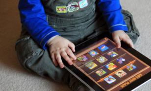 Гаджеты замедляют развитие речи и памяти ребёнка