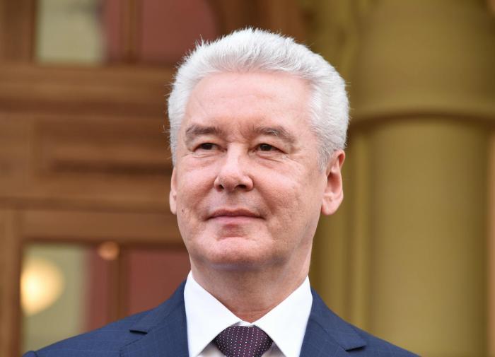 Собянин оценил работу Единой России за последние пять лет