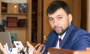 СМИ: Денис Пушилин назначен и.о. председателя Народного совета ДНР вместо Андрея Пургина