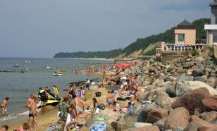 Жители Калининградской области могут отправиться к морю