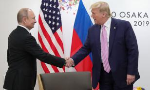 Путин поздравил Трампа с Днем независимости США