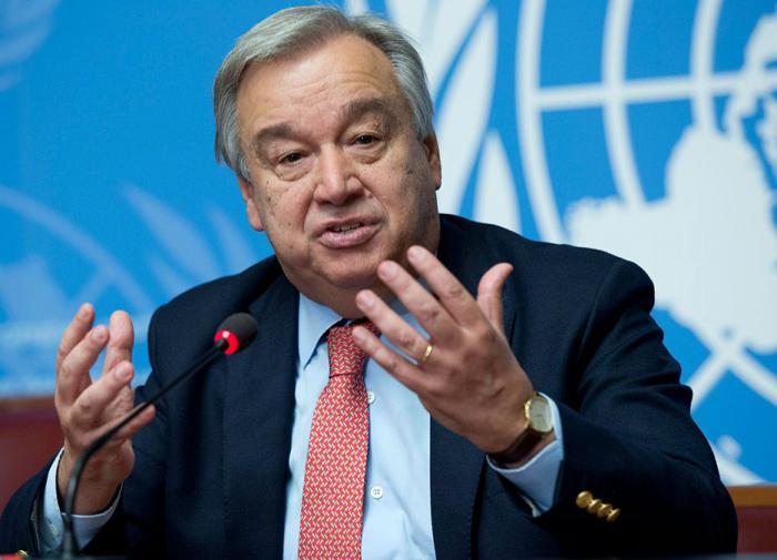 """Глава ООН: мировое сообщество должно """"провалить"""" госпереворот в Мьянме"""