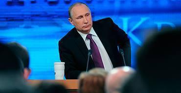 Путин: Денег на чемпионат мира по футболу не жалко