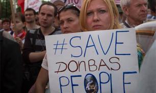 """Сбежавший на Украину актер Пашинин объявил женщин Новороссии """"подстилками"""""""