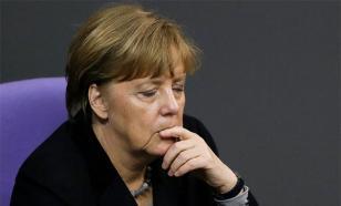 Меркель в смятении: Оказывается, в Сирии есть мирные жители