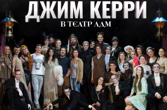 Участие Джима Керри в российском мюзикле оказалось фейком
