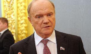 Зюганов предсказал крах экономике РФ на уровне 2008 года