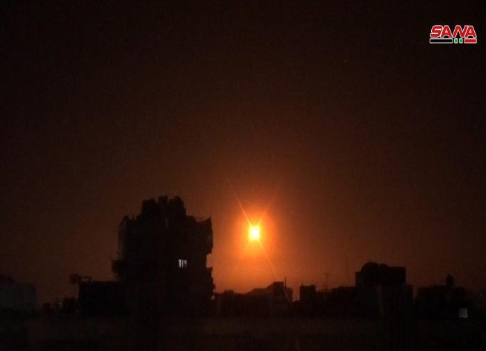 Сирийские ПВО отразили атаку Израиля. Есть жертвы среди гражданских лиц