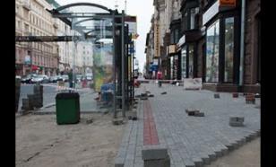 Миллиарды на тротуарную плитку - девиз мэрии