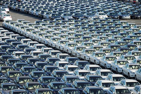 В Европе зафиксировано рекордное падение продаж авто