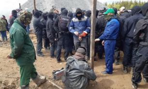 Экоактивисту запретили приближаться к станции Шиес на километр