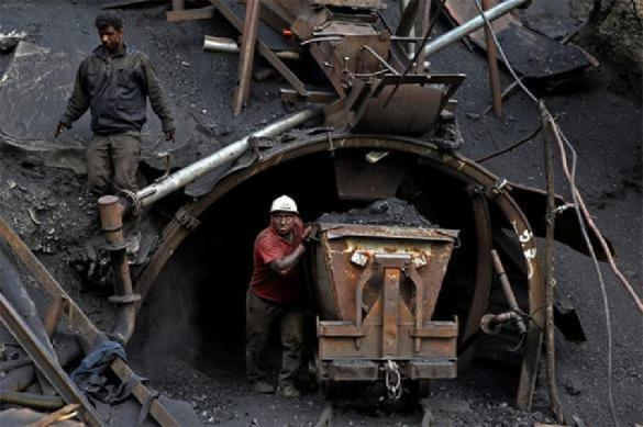 Убыточные шахты на Украине закроют