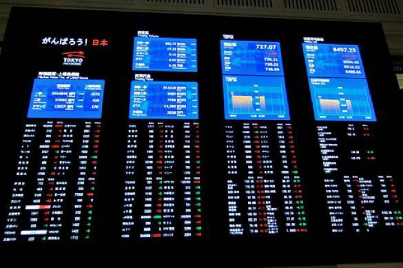 Бумаги российских компаний рухнули на Лондонской фондовой бирже