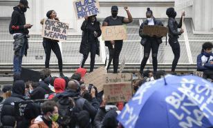 Африканцы устроили многотысячный протест против расизма в Мадриде