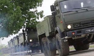 Началось: в Минск стягивают военную технику