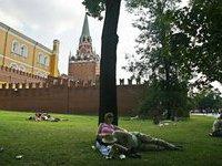 Прогнозы: жара не собирается отпускать Москву.