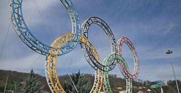 Олимпийский огонь прибыл в столицу Чечни