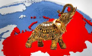 Китайский слон затопчет Россию?