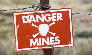 """В России испытают """"умные"""" мины, которые отличают солдат от гражданских"""