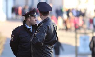 Ударивший полицейского на спор школьник задержан