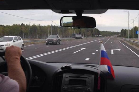 Специалисты будут следить за состоянием российских дорог с помощью дронов