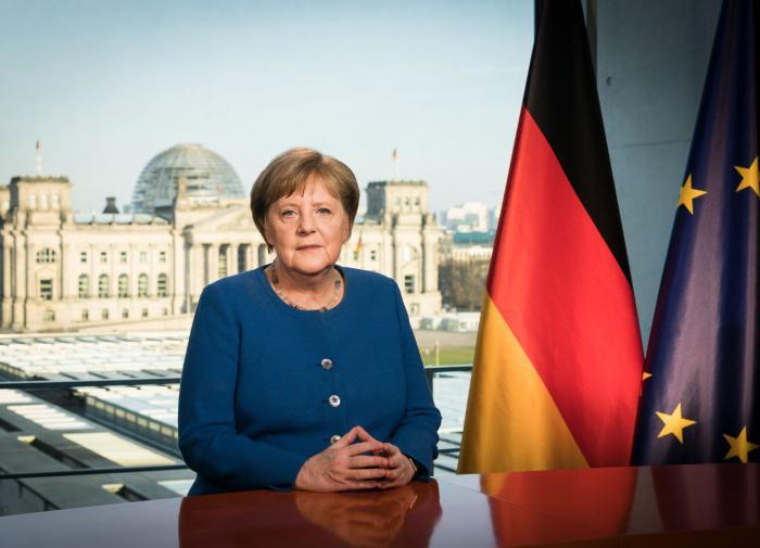 Меркель: ЕСследует приготовиться к«Брекзиту» без соглашения