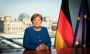 Меркель призывает к единству ЕС по плану восстановления экономики