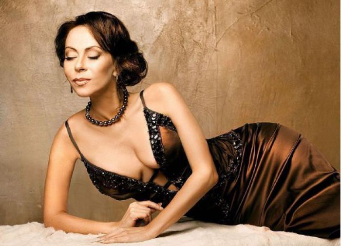 Марина Хлебникова поразила публику своим внешним видом