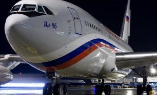 Колумбийцы перехватили российский самолёт на границе страны