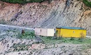 На таджикско-киргизской границе происходит что-то непонятное