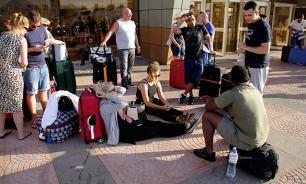 В Россию из Египта вернулись почти все туристы