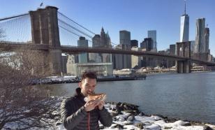 Британец объездил пять континентов в поисках лучшей в мире пиццы