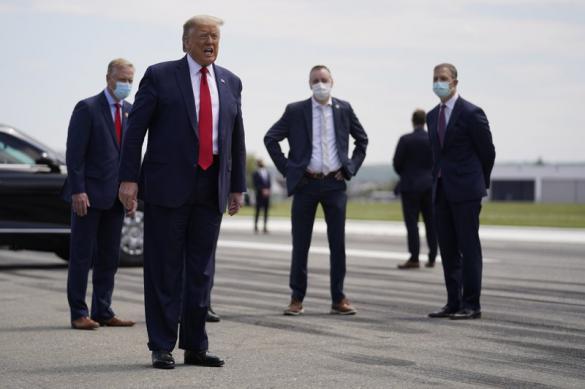 Трамп: Я вам не Обама, я подготовлю страну к будущим пандемиям