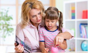 Десять миллионов российских семей получат пособие на детей 1 июня