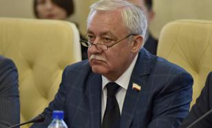 """""""Политический карлик"""": Крым ответил на агрессивную риторику Украины"""