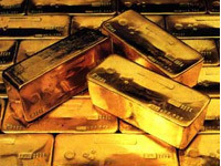 Путин осмотрел золотовалютные резервы РФ